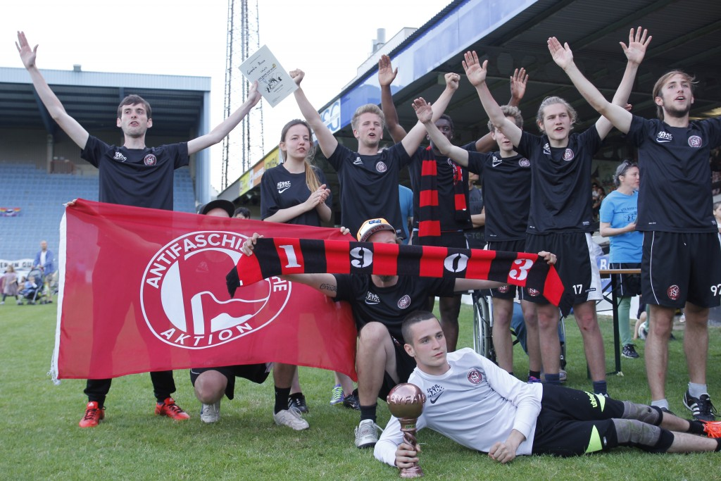 Guardia Rossa Teamfoto